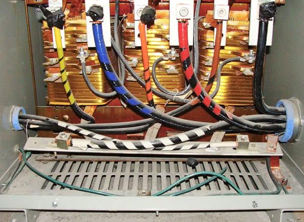 ترانسفورماتور حفاظتی ولتاژ بالا/پایین در سیستم های ارتینگ